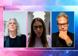 Dr Paul Hamel, Dr Jennifer Taher and Dr Richard Florida
