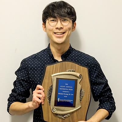 Michael Kyung Ik Lee